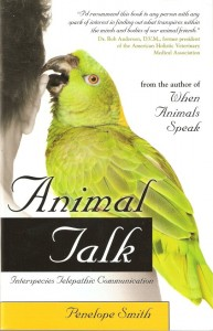 Penelope Smith - Animal Talk - front cover
